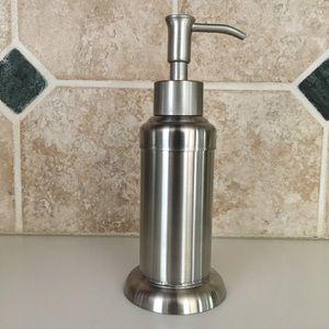 Soap/lotion dispenser pump